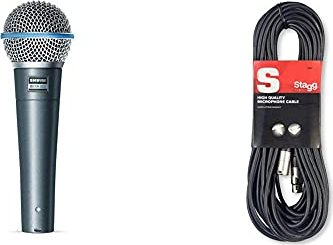 Shure Beta 58A -- via Amazon Partnerprogramm