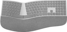 Microsoft Surface Ergonomic Keyboard, Bluetooth LE, DE (3SQ-00003/3RA-00005)