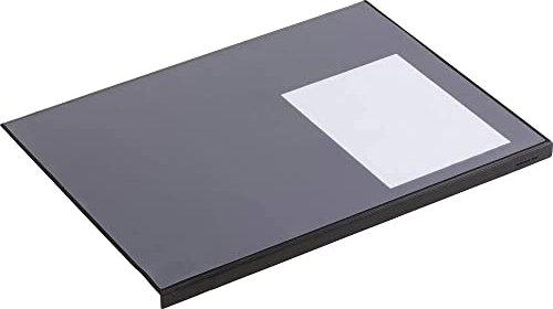 Foto Schreibunterlage durable 7293 schreibunterlage mit kantenschutz schwarz ab € 11,88