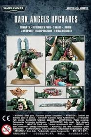 Games Workshop Warhammer 40.000 - Upgrades: Dark Angels (99070101014)