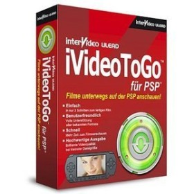 Ulead iVideo ToGo for PSP (PC)