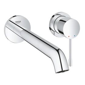 Grohe Essence 2 holes-bathroom sink tap chrome (19967001)