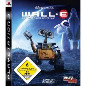 Wall-E (deutsch) (PS3)