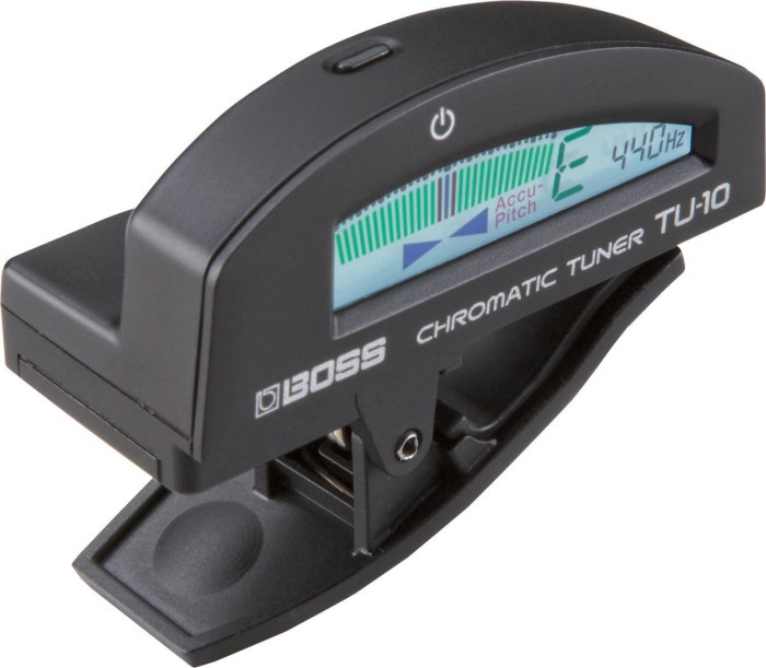 Boss TU-10 Chromatic Clip-On-Tuner