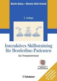 Schattauer Verlag Interaktives Skillstraining für Borderline-Patienten (deutsch) (PC/MAC)