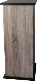 sera Scaper Cube, Unterschrank, Walnut, 100cm (32407)