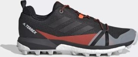 adidas Terrex Skychaser LT grey six/grey four/solar red (Herren) (FV6832)