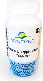 Synomed Neuro L-Tryptophan Tabletten, 60 Stück