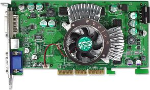AOpen Aeolus FX5900XT-DV128, GeForceFX 5900, 128MB DDR, DVI, TV-out, AGP (91.05210.353)