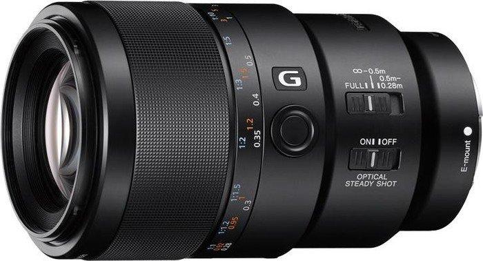 Sony FE 90mm 2.8 G OSS Makro schwarz (SEL-90M28G)
