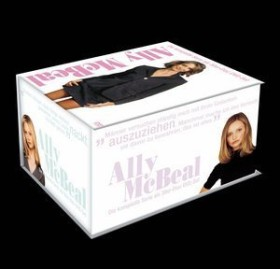 Ally McBeal Box (Season 1-5) (DVD)