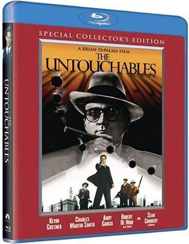 The Untouchables (Blu-ray) (UK)
