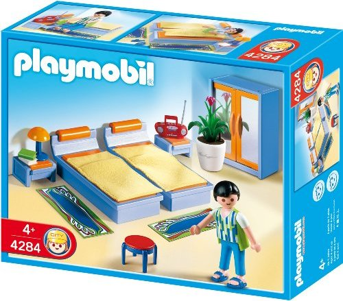 playmobil City Life - Modernes Elternschlafzimmer (4284) -- via Amazon Partnerprogramm