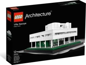 LEGO Architecture - Villa Savoye (21014)