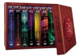 Buffy - Im Bann der Dämonen Box (Season 1-7) (DVD)