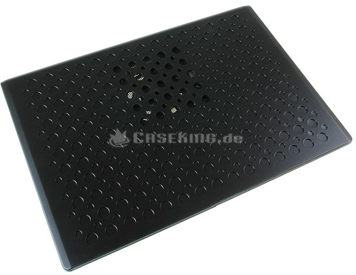 Akasa Centaurus notebook cooler black (AK-NBC-10BK) -- © caseking.de