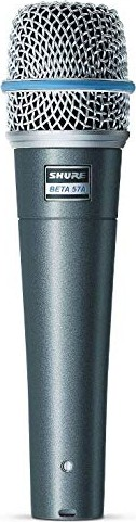 Shure Beta 57A -- via Amazon Partnerprogramm