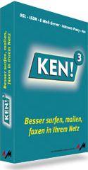AVM: Ken! 3 do DSL/kontroler ISDN (PC) (20001515)