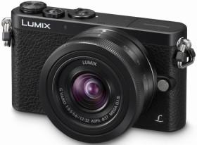 Panasonic Lumix DMC-GM1K schwarz mit Objektiv Lumix G Vario 12-32mm 3.5-5.6 ASPH OIS