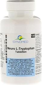 Synomed Neuro L-Tryptophan Tabletten, 180 Stück