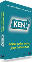 AVM Update Ken! 3 of Ken!/Ken! DSL v1/2 (PC) (20001516)