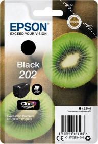 Epson Tinte 202 schwarz (C13T02E14010)