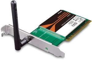 D-Link wireless N 150 DWA-525, PCI