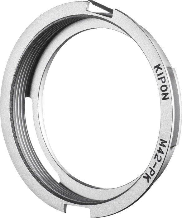 Walimex Pro Kipon M42 on Pentax K lens adapter (10987)