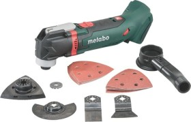 Metabo MT 18 LTX rechargeable battery-multifunctional tool solo incl. case + Accessories (613021840)