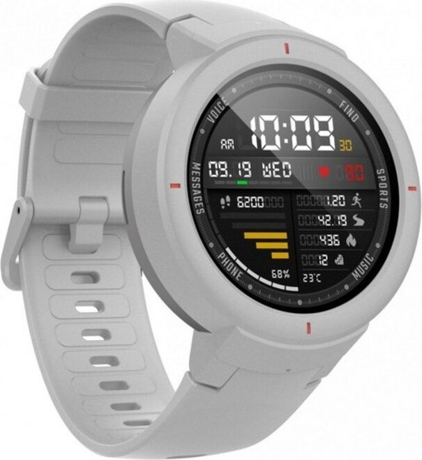Huami Amazfit Verge weiß -- via Amazon Partnerprogramm
