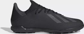 adidas X 19.3 TF core black/utility black/silver met. (Herren) (F35373)
