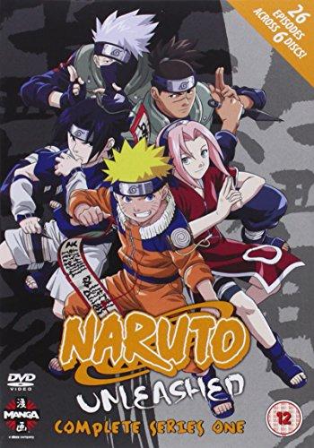 Naruto Unleashed Season 1 (UK) -- via Amazon Partnerprogramm