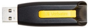 Verbatim Store 'n' Go V3 yellow 16GB, USB 3.0 (49175)