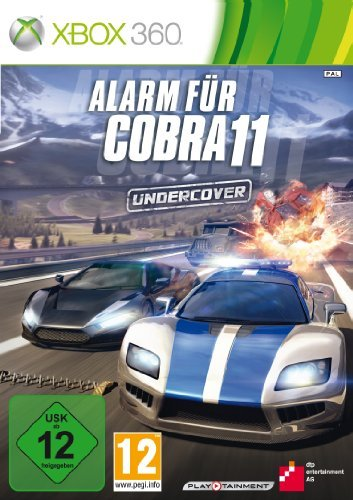Alarm für Cobra 11 - Undercover (deutsch) (Xbox 360) -- via Amazon Partnerprogramm