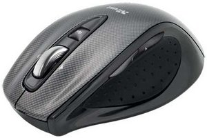 Trust MI-7770C wireless Laser Mouse carbon Edition, USB (15865)