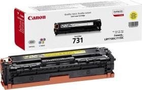 Canon Toner 731Y gelb (6269B002)