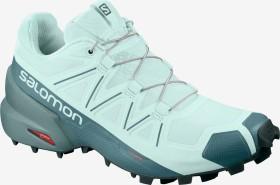 Salomon Speedcross 5 icy morn/hydro/green gables (Damen) (409209)