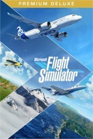 Microsoft Flight Simulator 2020 - Premium Deluxe Edition (Download) (PC)