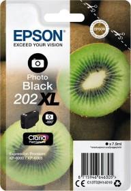 Epson Tinte 202XL schwarz photo (C13T02H14010)