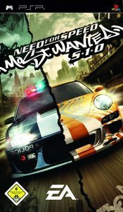 Need for Speed - Most Wanted 5-1-0 (englisch) (PSP)