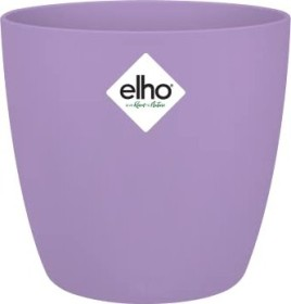 Elho Brussels Mini rund Blumentopf 11cm neues violett