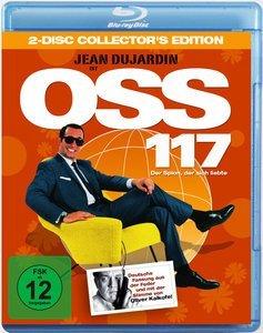 OSS 117 - Der Spion, der sich liebte (Blu-ray)