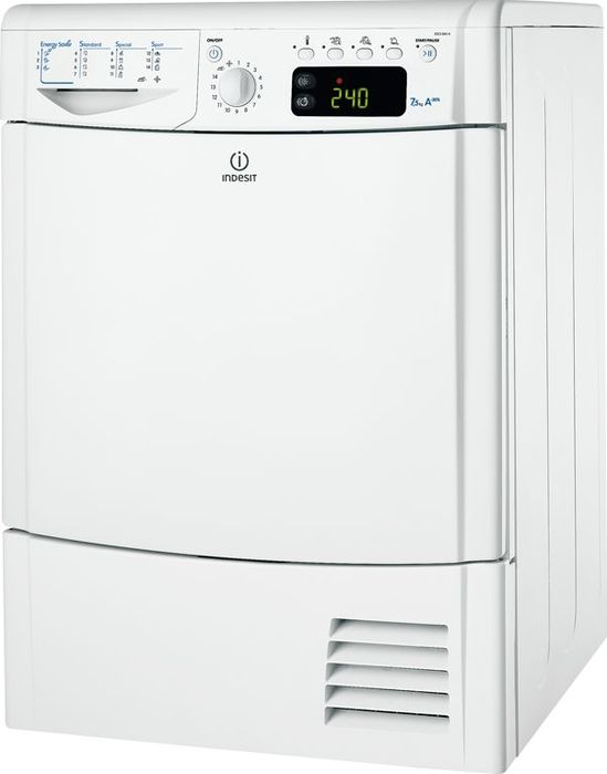 Indesit IDCE845A Eco heat pump dryer