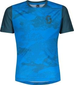 Scott Trail 10 Trikot kurzarm skydive blue/nightfall blue (Junior) (275363-6448)