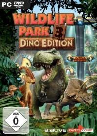 WildLife Park 3 - Dino Edition (PC)