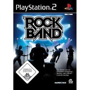 Rock Band (deutsch) (PS2)