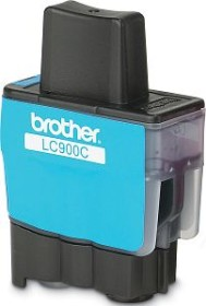 Brother Tinte LC900C cyan