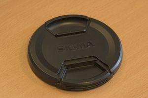 Sigma Objektiv Frontdeckel (verschiedene Modelle) -- © bepixelung.org