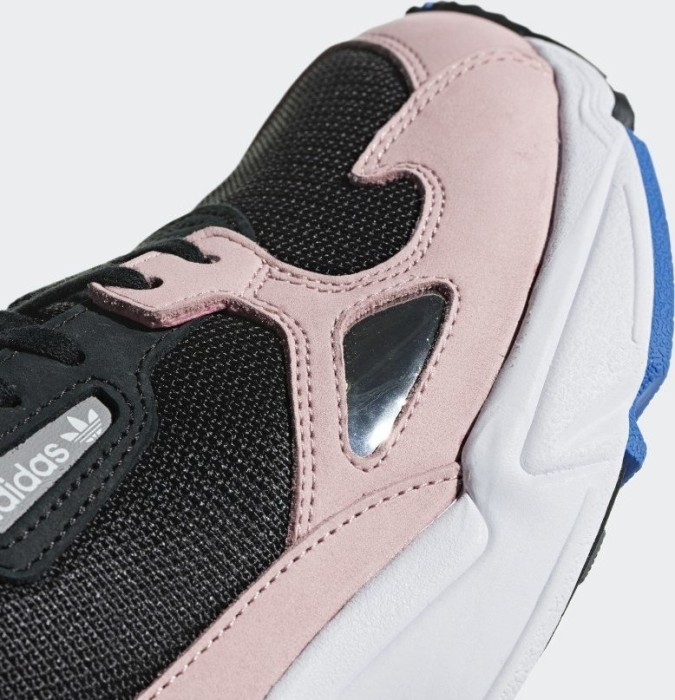 d008ab92db4 adidas Falcon core black light pink (ladies) (B28126) starting from £ 84.99  (2019)