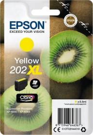 Epson Tinte 202XL gelb (C13T02H44010)